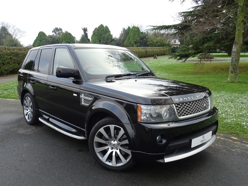 used Land Rover Range Rover Sport TDV8 AUTOBIOGRAPHY SPORT in in-essex
