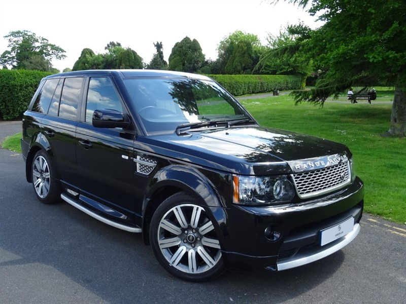 used Land Rover Range Rover Sport SDV6 AUTOBIOGRAPHY SPORT in in-essex
