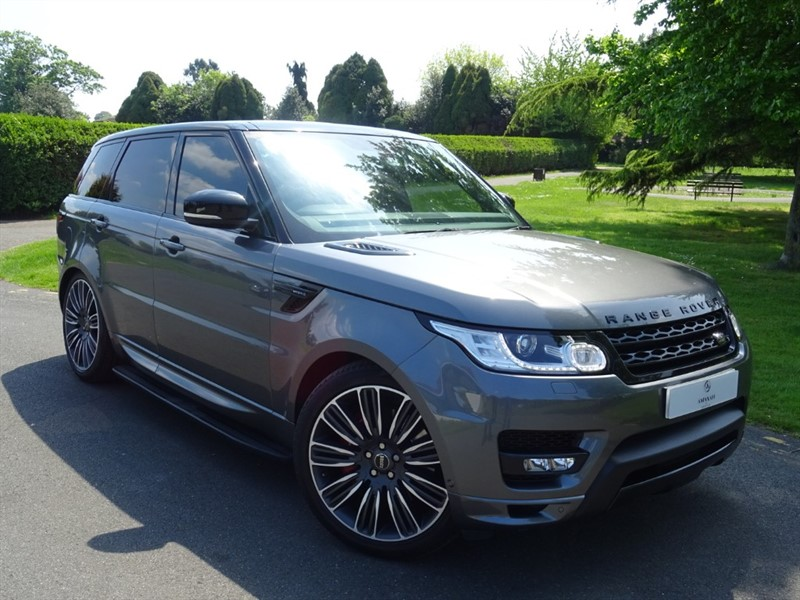 used Land Rover Range Rover Sport AUTOBIOGRAPHY DYNAMIC in in-essex