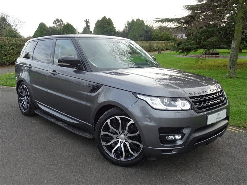 used Land Rover Range Rover Sport SDV6 HSE DYNAMIC in in-essex