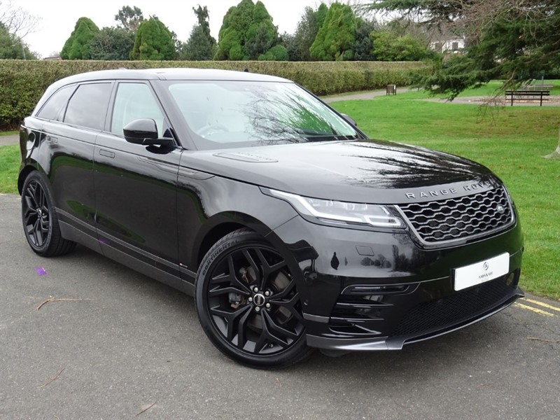used Land Rover Range Rover Velar R-DYNAMIC HSE in in-essex