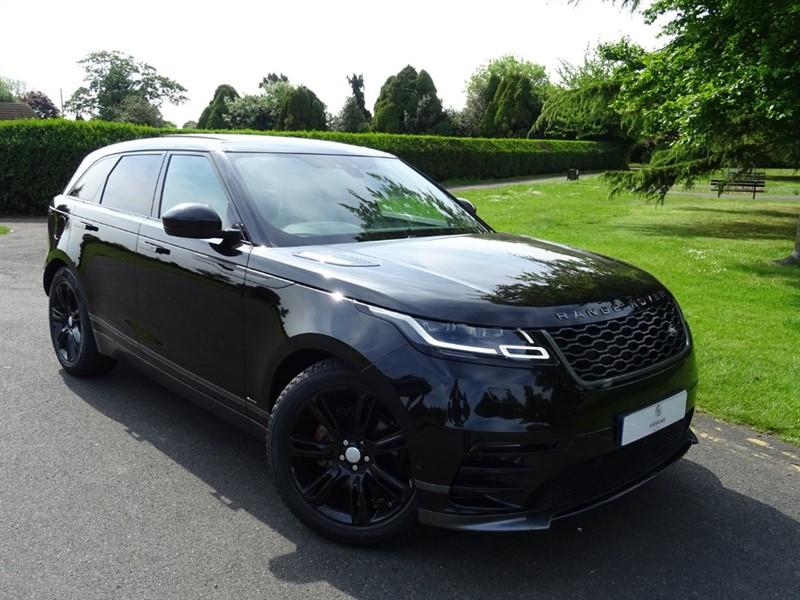 used Land Rover Range Rover Velar R-DYNAMIC SE in in-essex