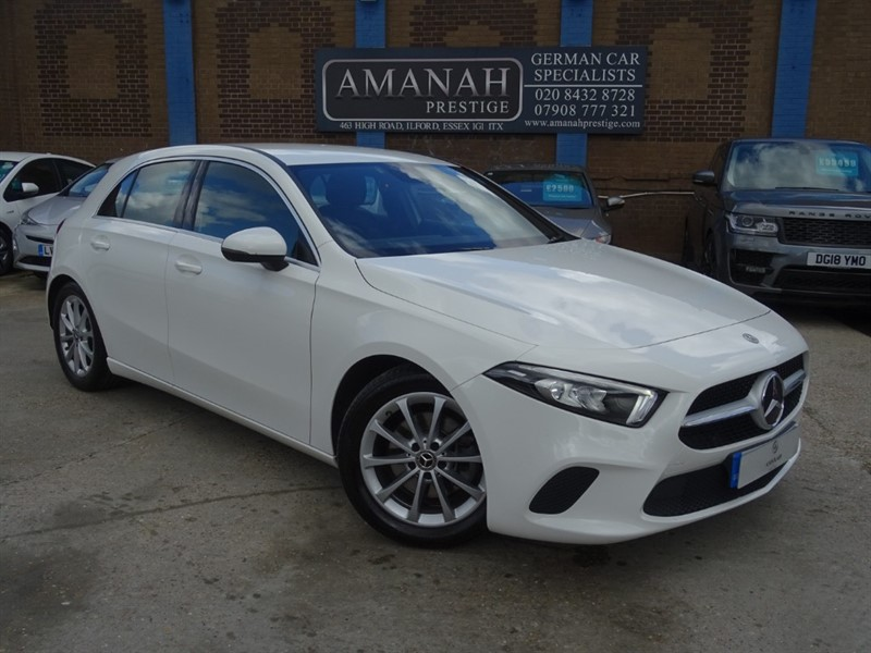 used Mercedes A200 SPORT 7G-DCT in in-essex