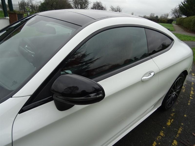 Used Polar White Mercedes C220 For Sale Essex