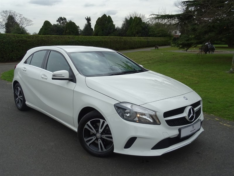 used Mercedes A160 SE in in-essex
