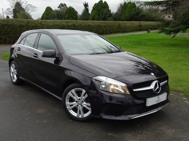 used Mercedes A180 SPORT EXECUTIVE in in-essex