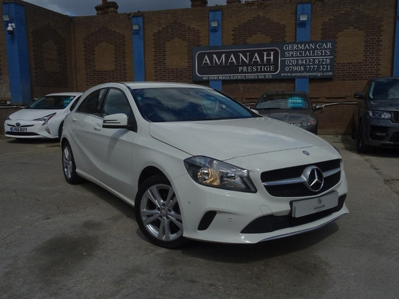 used Mercedes A180 D SPORT EXECUTIVE in in-essex