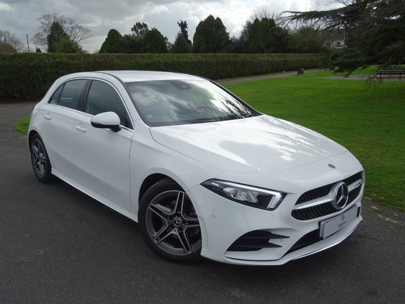used Mercedes A180 180 D AMG LINE EXECUTIVE in in-essex