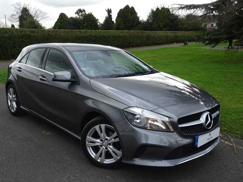 used Mercedes A180 D SPORT in in-essex
