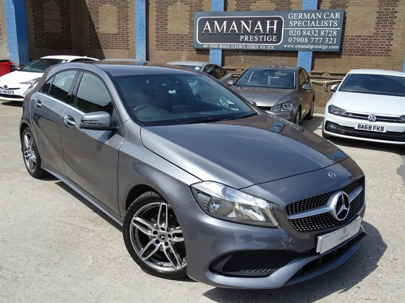 used Mercedes A180 D AMG LINE in in-essex