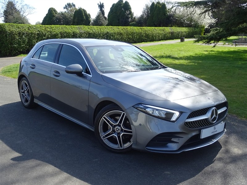 used Mercedes A180 D AMG LINE EXECUTIVE in in-essex