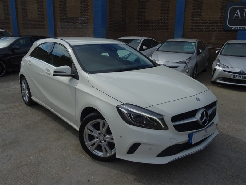 used Mercedes A200 D SPORT PREMIUM in in-essex