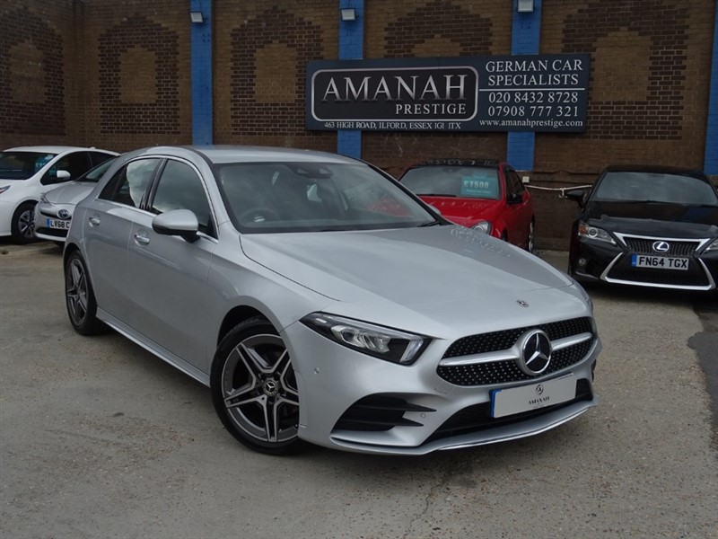 used Mercedes A200 AMG LINE PREMIUM in in-essex