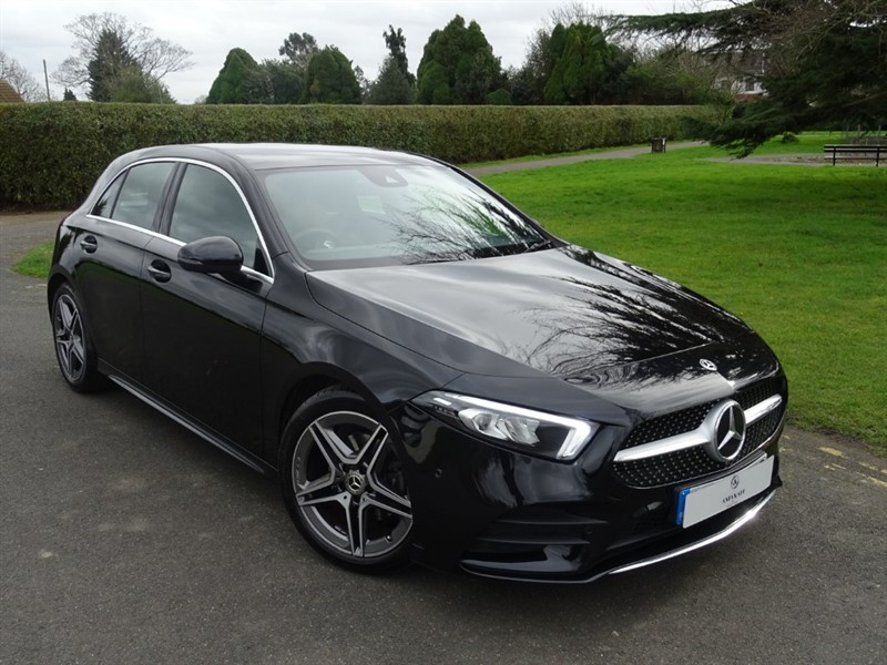 used Mercedes A200 AMG LINE EXECUTIVE in in-essex