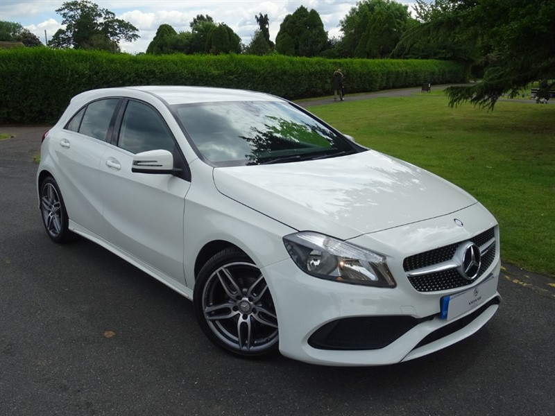 used Mercedes A200 D AMG LINE in in-essex