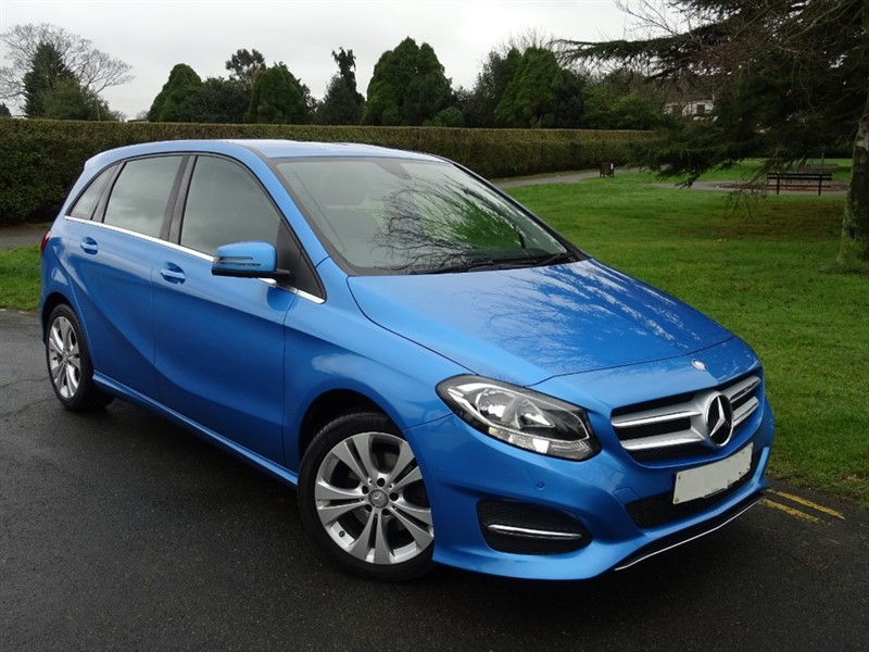 used Mercedes B200 CDI SPORT EXECUTIVE in in-essex