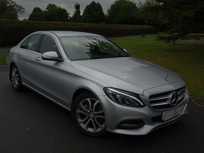 used Mercedes C220 BLUETEC SPORT in in-essex