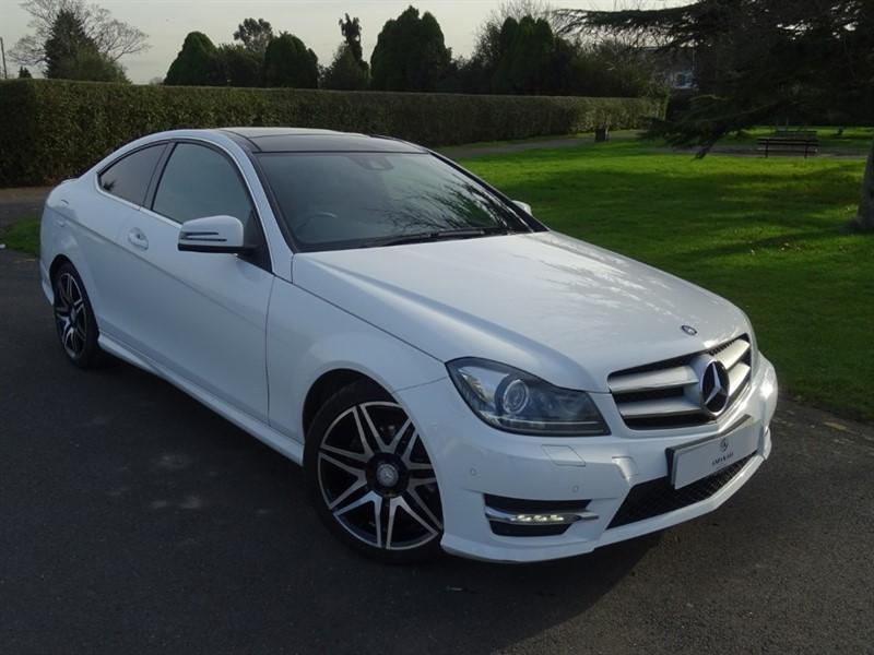 used Mercedes C250 CDI AMG SPORT PLUS in in-essex