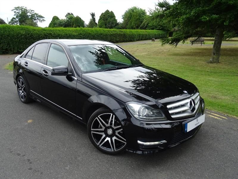 used Mercedes C250 CDI BLUEEFFICIENCY AMG SPORT PLUS in in-essex