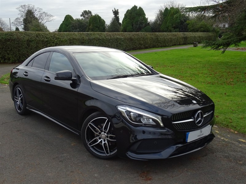 used Mercedes CLA180 AMG LINE in in-essex