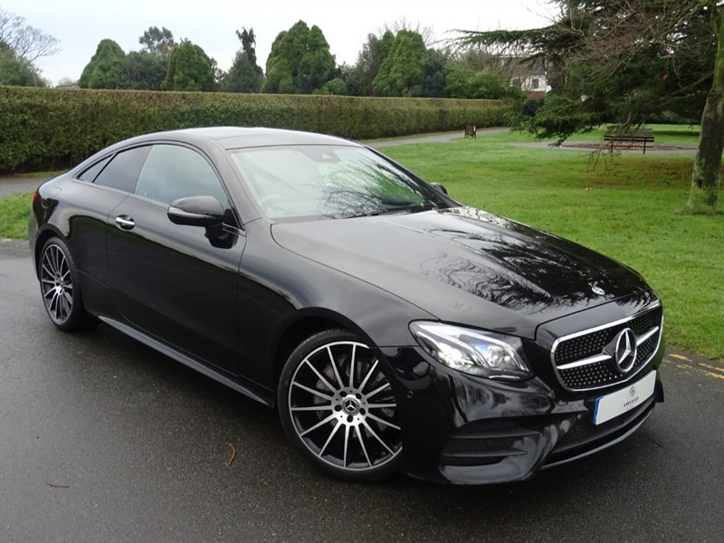 used Mercedes E220 D AMG LINE PREMIUM PLUS in in-essex