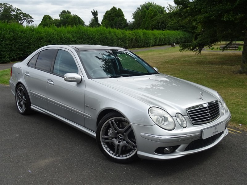 used Mercedes E55 AMG  in in-essex