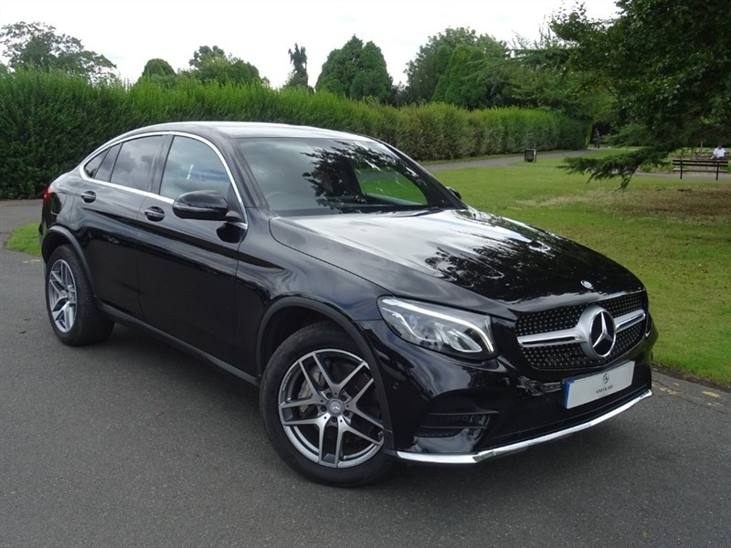 used Mercedes GLC250 D 4MATIC AMG LINE in in-essex