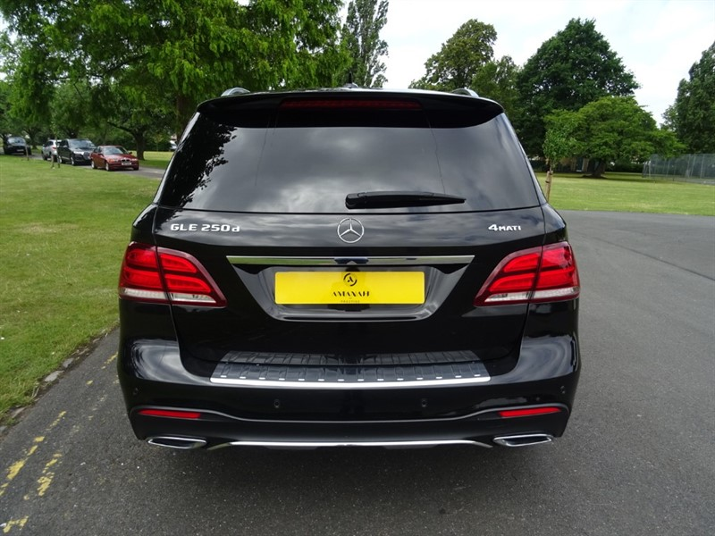 Used Obsidian Black Mercedes GLE250 For Sale | Essex