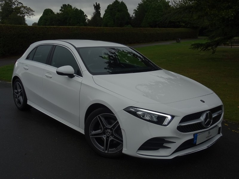 used Mercedes A180 AMG LINE in in-essex