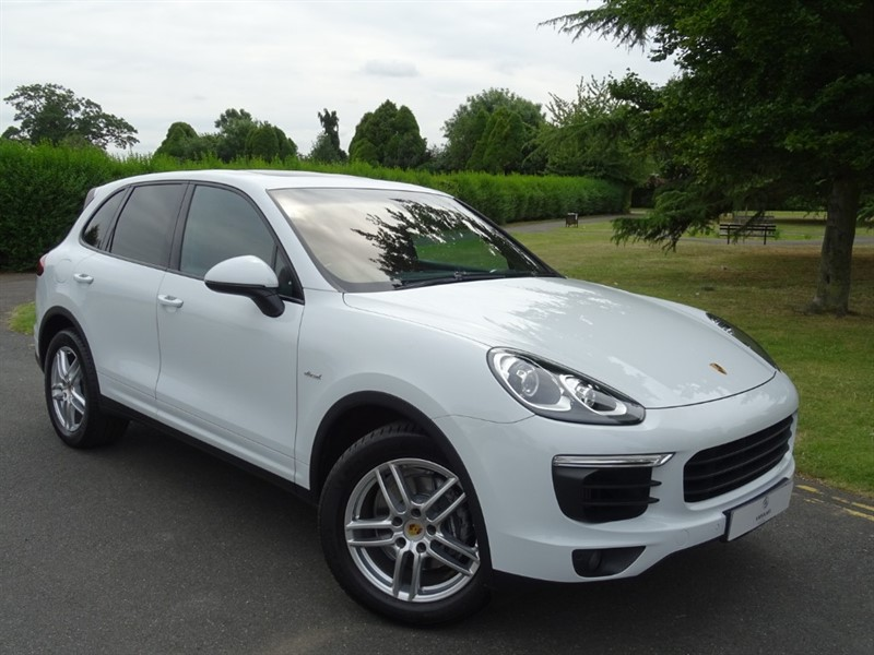used Porsche Cayenne D V6 TIPTRONIC S in in-essex