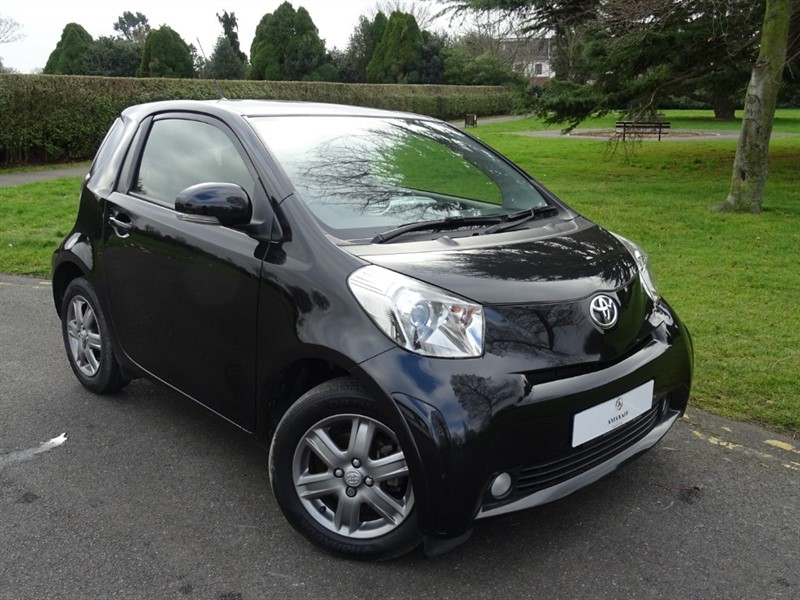 used Toyota iQ VVT-I IQ2 in in-essex