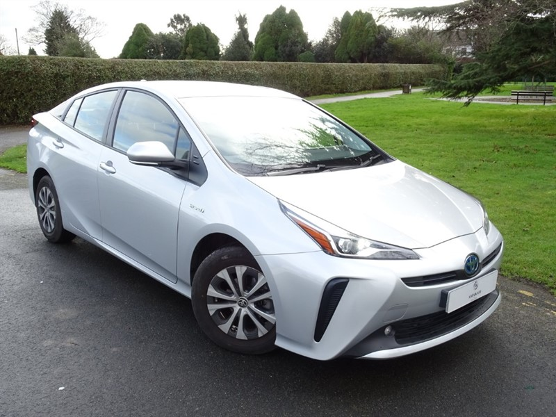 used Toyota Prius VVT-I BUSINESS EDITION in in-essex