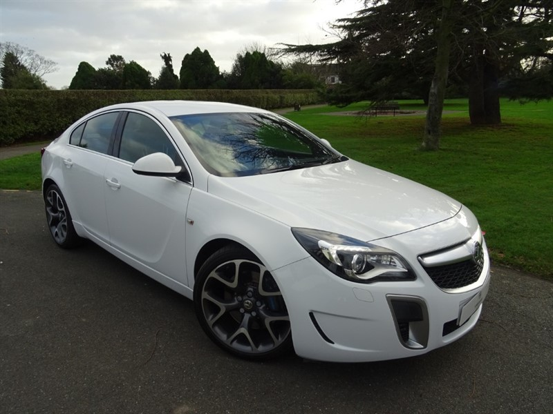used Vauxhall Insignia VXR SUPERSPORT NAV in in-essex