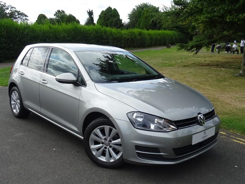 used VW Golf SE TDI BLUEMOTION TECHNOLOGY DSG in in-essex