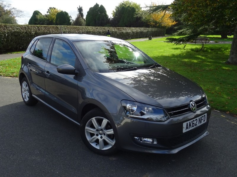 used VW Polo MATCH in in-essex