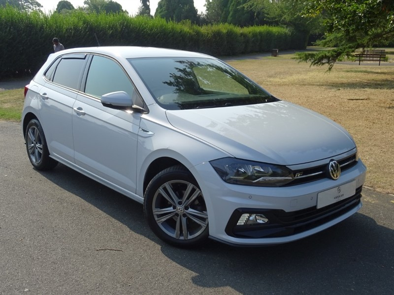 used VW Polo R-LINE TSI in in-essex