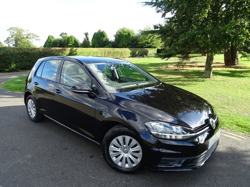 used VW Golf S TSI BLUEMOTION TECHNOLOGY in in-essex