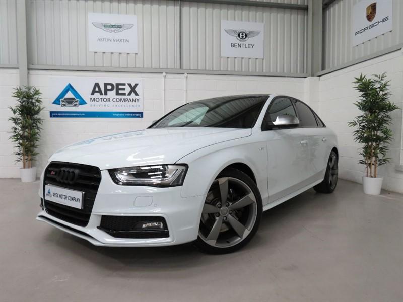 used Audi S4 S4 QUATTRO BLACK EDITION + NAV + DAB + in swindon-wiltshire