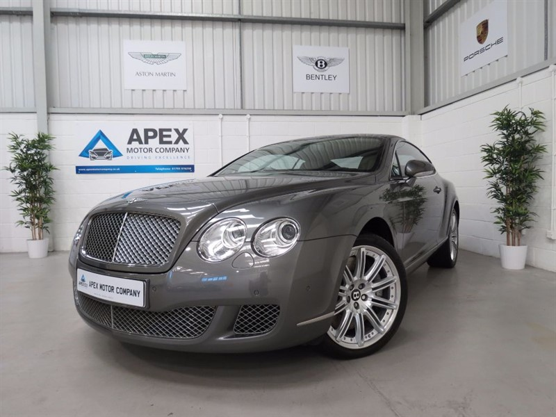 used Bentley Continental GT + SAVE £3,000 UNTIL 30th SEPTEMBER + in swindon-wiltshire