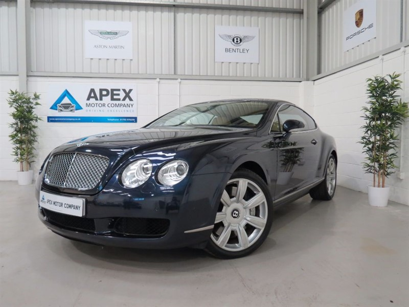 used Bentley Continental GT * DEPOSIT TAKEN * in swindon-wiltshire