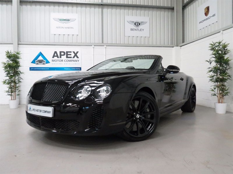 used Bentley Continental Supersports NOW SOLD ! ! ! ! in swindon-wiltshire