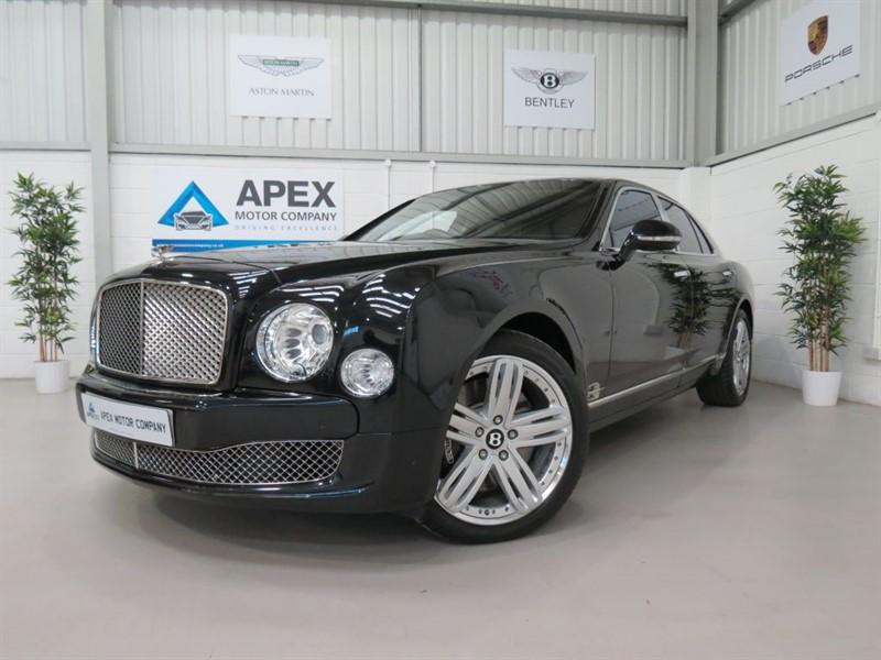 used Bentley Mulsanne FULL BENTLEY SERVICE HISTORY + HUGE SPEC LIST + HP FINANCE FROM 3.9% APR in swindon-wiltshire