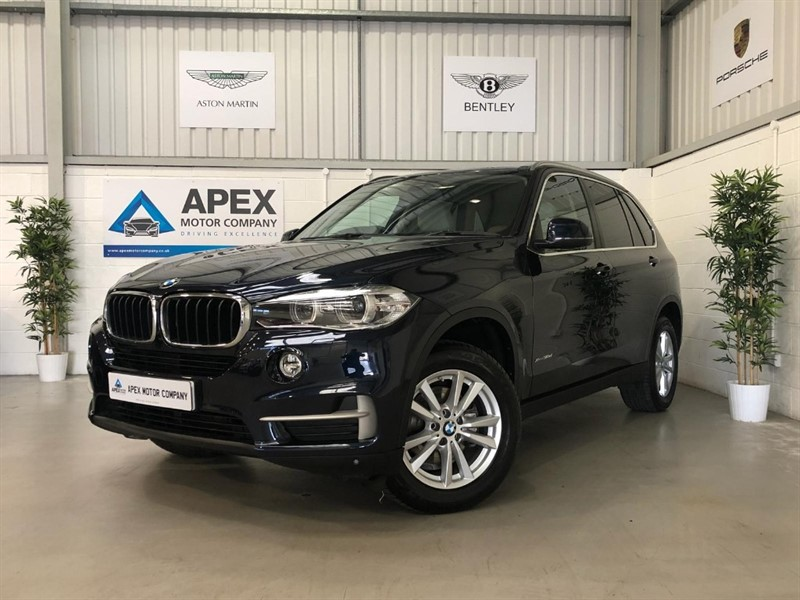 used BMW X5 XDRIVE30D SE + PRO NAV + XENONS + DAB + 1 OWNER in swindon-wiltshire