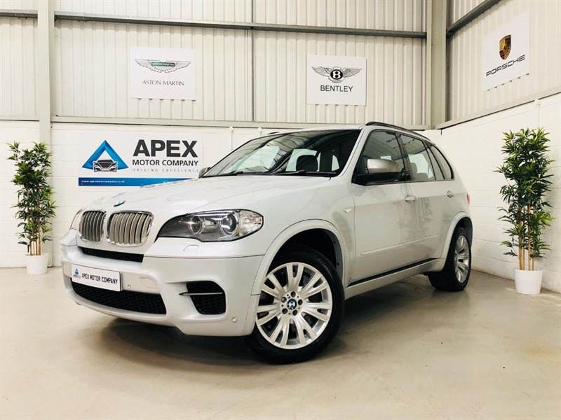 Car of the week - BMW X5 M50D + 7 SEATS + XENONS + CRUISE CONTROL - Only £25,500