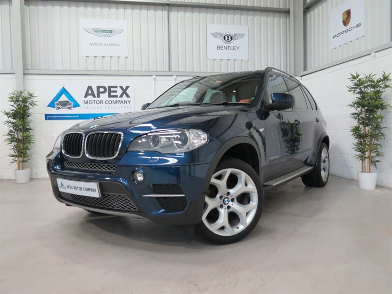 used BMW X5 XDRIVE30D SE ** SOLD ** in swindon-wiltshire