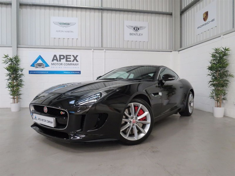 used Jaguar F-Type F-Type 3.0 V6 Supercharged  in swindon-wiltshire