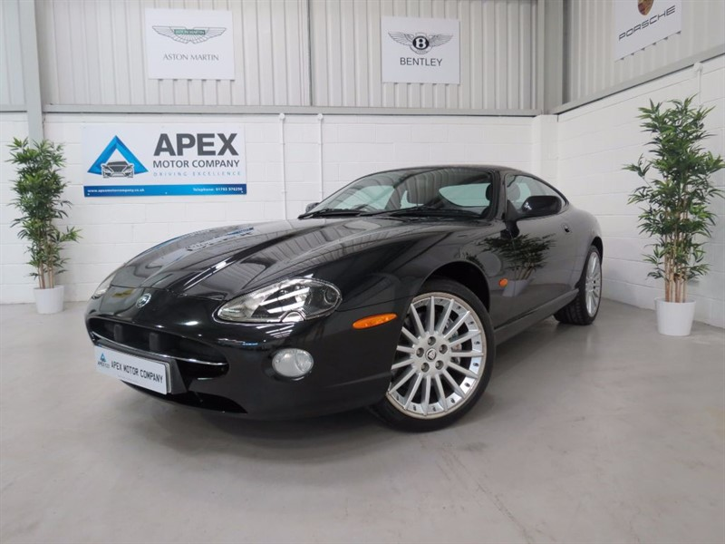 used Jaguar XK8 COUPE + LOW MILEAGE + 2 OWNERS  in swindon-wiltshire