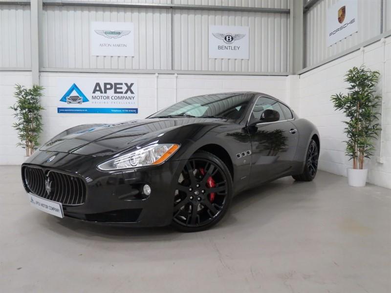 used Maserati Granturismo S in swindon-wiltshire