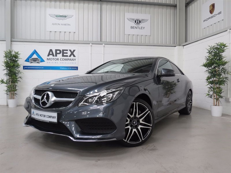 used Mercedes E400 AMG SPORT PLUS in swindon-wiltshire
