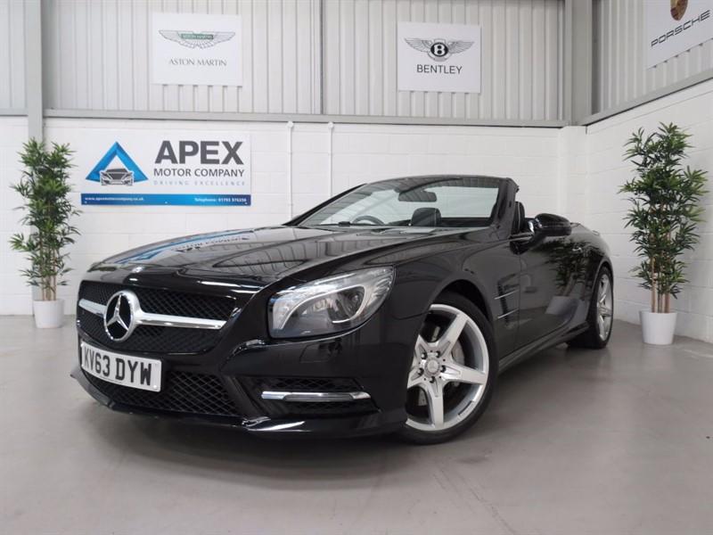 used Mercedes SL500 SL500 AMG SPORT in swindon-wiltshire